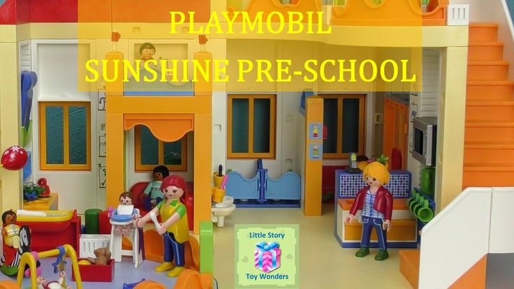 PLAYMOBIL 5307 Bathroom for Romantic Dollhouse ♡ Little Story Toy - playmobil badezimmer 4285