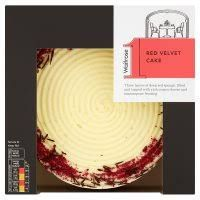 Waitrose 1 red velvet cake (Minimum Order Value £60)