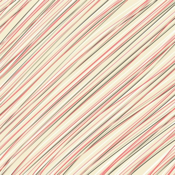Candy Pink Stripes Art Print by Zen and Chic   Society6