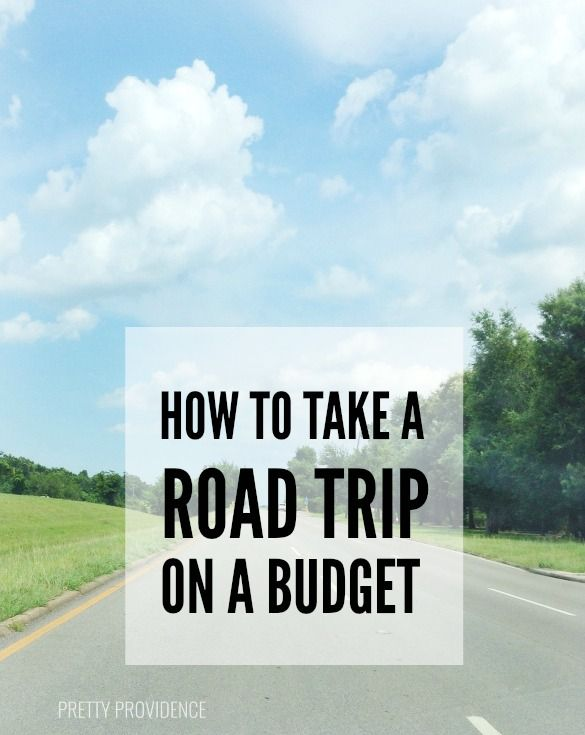 Okay I love the ideas in this post! Totally planning a road trip now!