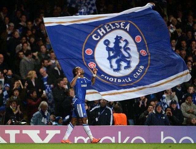 Didier Drogba by Chelsea Football Club, via Flickr