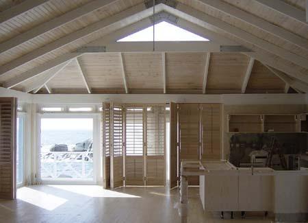 interior beach house Bakoven Cape Town S.A.