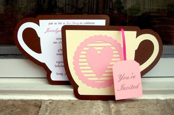 One day I will have my real tea party... and these are the invites I choose :)