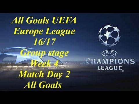 All Goals UEFA Europe League 1617 Group stage week 4 Day 2 02112016 Real Madrid All Goals UEFA Europe League 1617 Group stage week 4 Day 2 02112016 Real Madrid  http://youtu.be/cR8LA1IVUyA