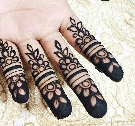 Mehndi Designs Palm : Henna mehndi designs for palm makedes