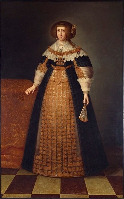 Cecilia Renata of Austria, Queen of Poland, Peeter Danckers de Rij