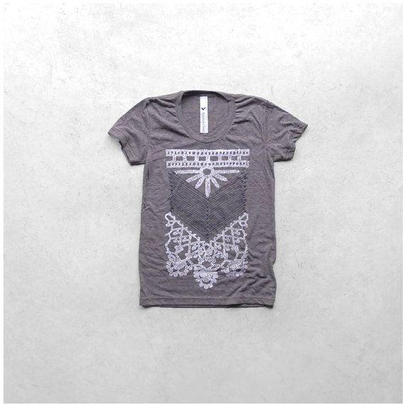 The Nomad T-Shirt Size Medium by blackbirdtees - $26.00
