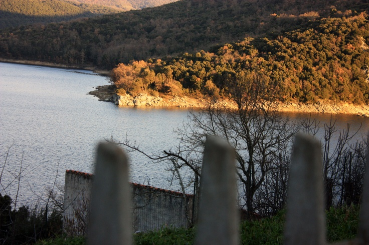 Gavoi, Lago di Gusana