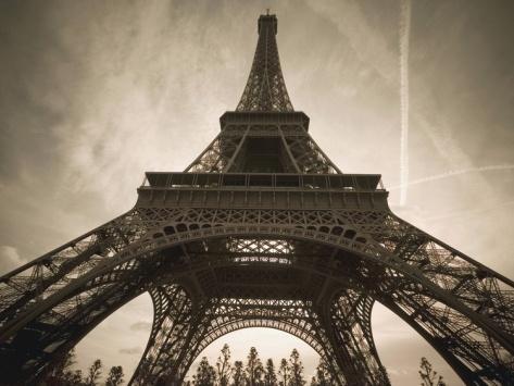 France, Paris, Eiffel Tower