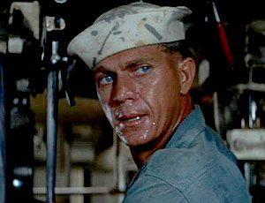 1966's The Sand Pebbles starring Steve McQueen.