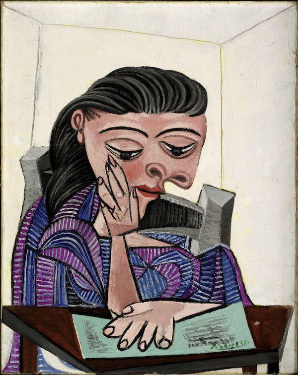 Picasso: Ragazza che legge