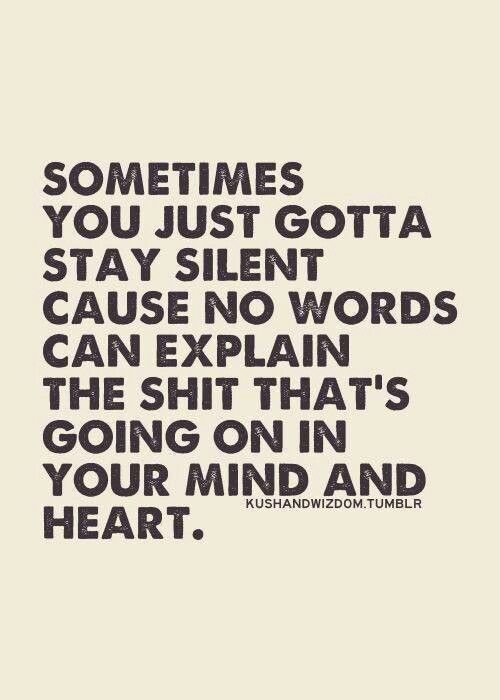 especially your heart is shuttered by mean people