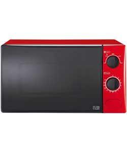 Colourmatch Mm717cxm F Pm 17l Solo Microwave Poppy Red