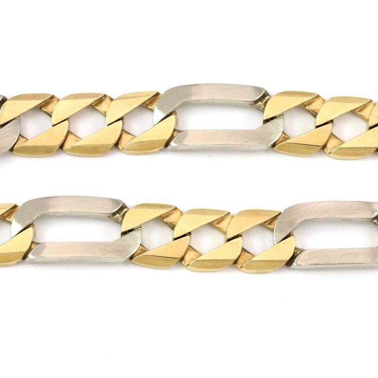 A handsome gents band! #gold #gentsbracelet #finejewellery #londongold