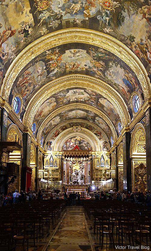 St John's Cathedral Valletta Malta