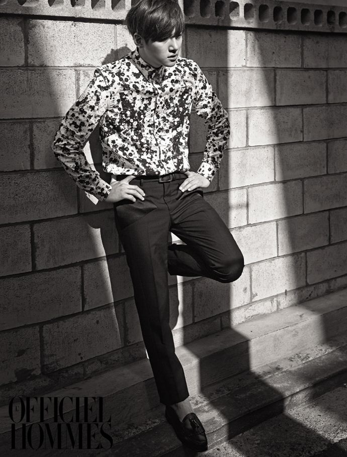 Ji Chang Wook For L'Officiel Hommes Korea | Couch Kimchi