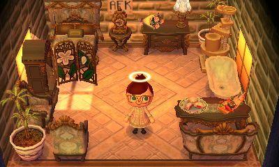Good Your Furniture Set Up   Animal Crossing: New Leaf Forum (AC: New Leaf)    Neoseeker Forums | Animal Crossing | Pinterest | Furniture Sets, Leaves And  Animal