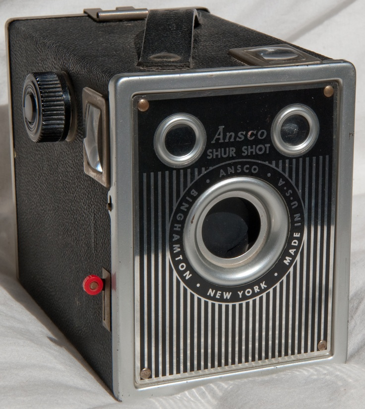 I have this camera~Post-1948 version Ansco Shur-Shot