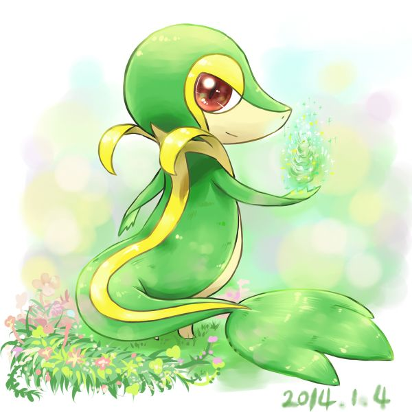 Best Nature For Serperior