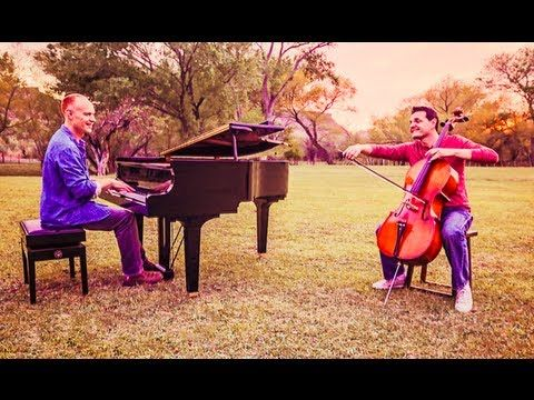 "Phillip Phillips - Home - ThePianoGuys  Story behind the music and the video:  We get asked all the time, 'How do you like touring?' We love it. We love meeting the people who have been listen, share, and support our music. But as we travel along with our equipment, checked luggage, cellos, and carry-on bags we carry a feeling that never gets checked away. We miss our family. We miss home. When we first heard Phillip Phillips' ""Home"" we couldn't help but be emotionally drawn to it."
