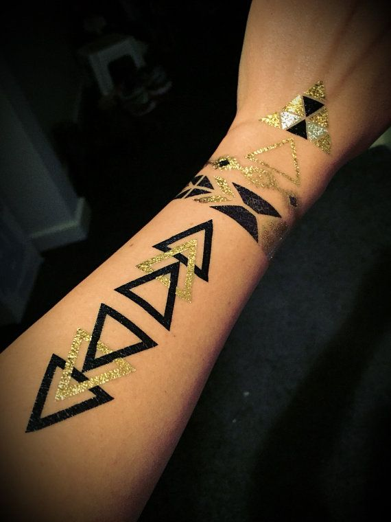 33 best images about black gold on pinterest for Black gold tattoo