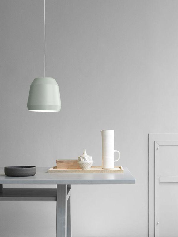 Mingus P1 Light Celadon  designed by Cecilie Manz