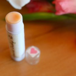 This DIY organic lip balm is the perfect Christmas or birthday present for a friend!