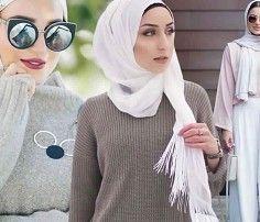 Pas toujours facile de savoir comment s'habiller entre deux saisons. Entre l'hiver qui n'est pas encore installé et l'été qui vit ses dernières heures. Alors, pour vous faire inspirer, nous vous concoctons une collection de45 Styles de Hijab modernes , fashion et pratiques pour tous les jours. Profitez et Inspirez vous ! Source des Photos …