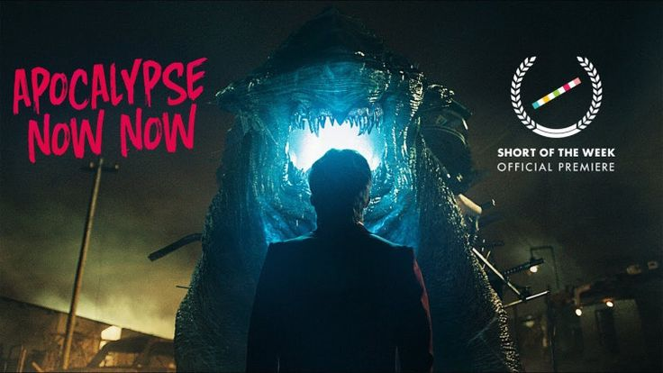 Apocalypse Now Now, A Sci-Fi Proof of Concept Short Film Based on Charlie Human's Fantasy Novel