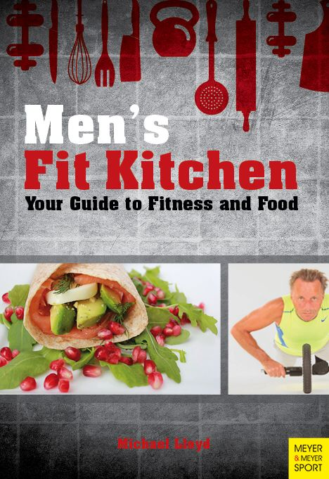 My new book on fitness and food