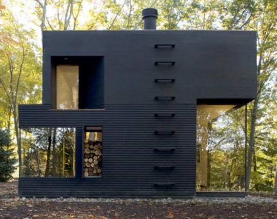 The Writeru0027s Studio Was Completed In 2007 By The New York Based Studio  Cooper Joseph Studio. This Delightful Building Is Located In Ghent, New York