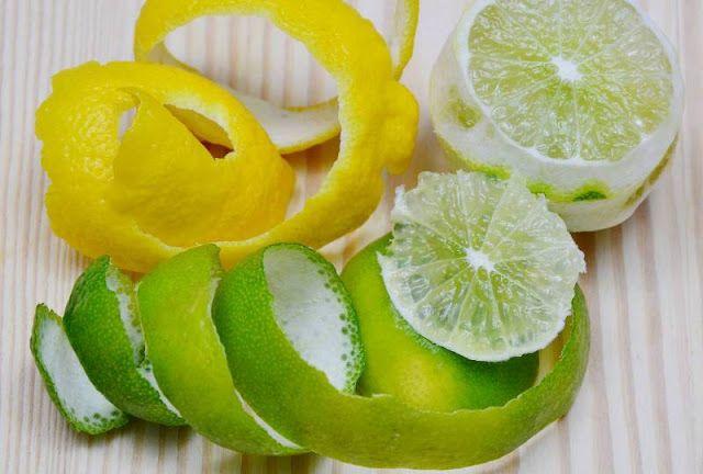 فوائد سحرية لأكل قشر الليمون الأخضر والاصفر Fruit Honeydew Lemon