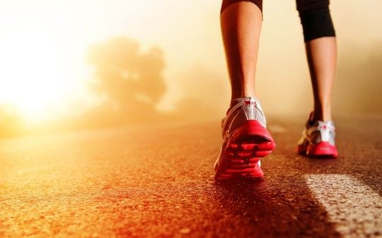 Running Exercise Wallpaper
