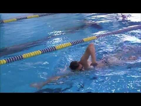How to Do the Zipper Swim Drill Correctly