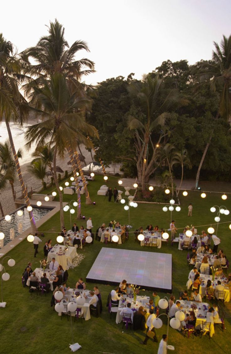Best 25 intimate wedding reception ideas on pinterest for Places for outdoor weddings