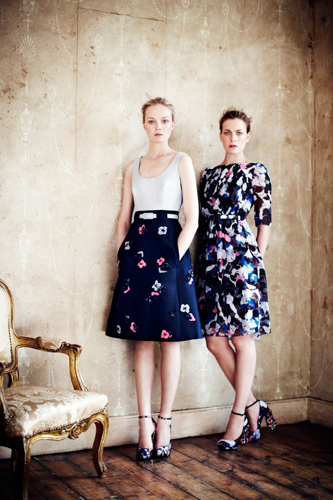 Erdem Resort 2013 - Collection - Gallery - Style.com: Style, Fashion Show, Resorts, Dresses, Runway, Virtues 2013, 2013 Collection
