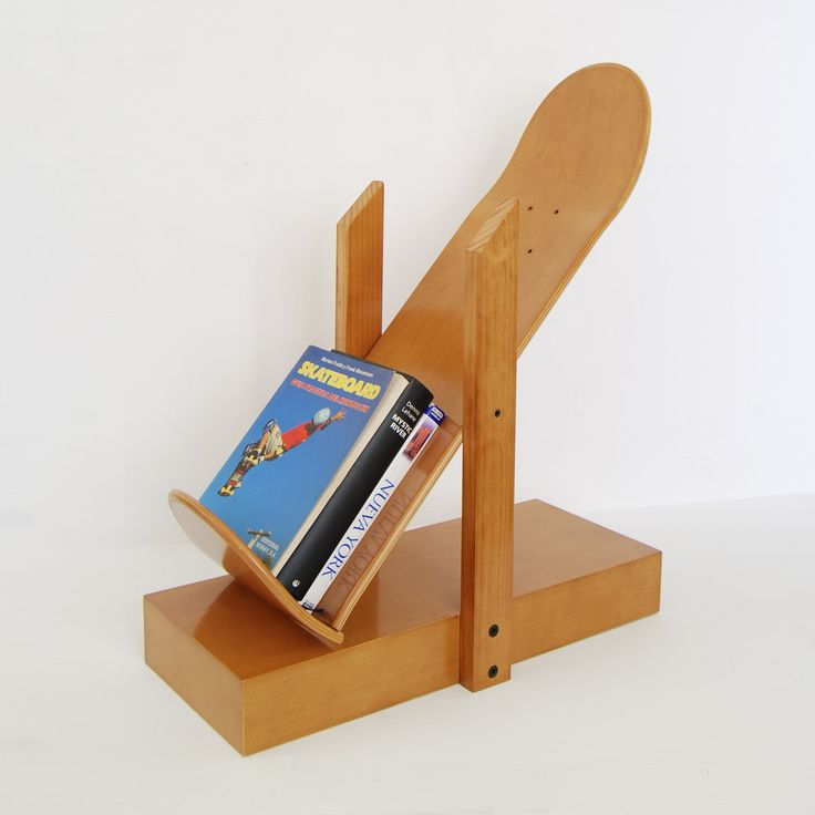 Skateboard Ideas 14 best skateboard shelves - different and original gifts ideas to