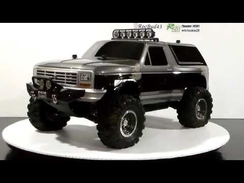 Traxxas Slash 4x4 Trail Truck / Crawler