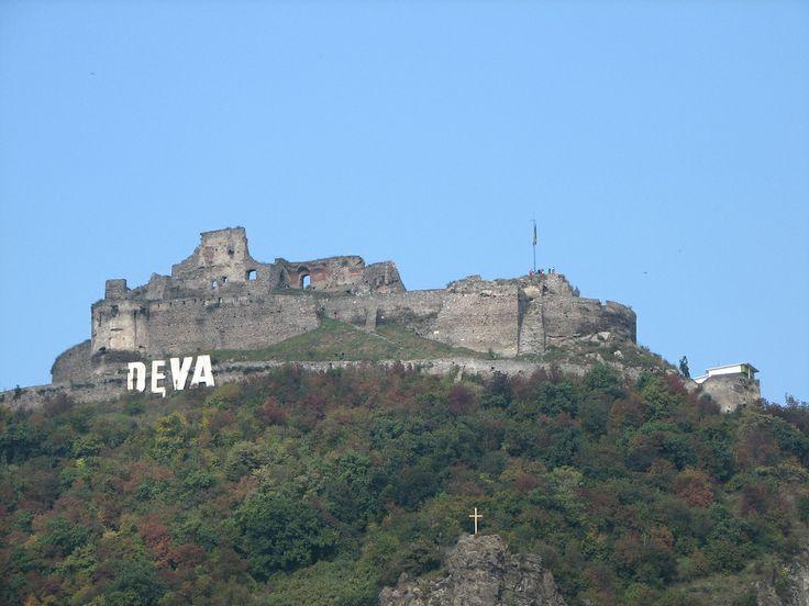 The Fortress of Deva - http://surprising-romania.blogspot.ro/2009/08/fortress-of-deva.html