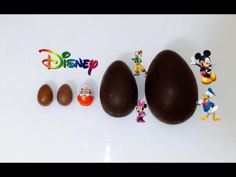 Dev Çikolata Sürpriz Yumurtalar