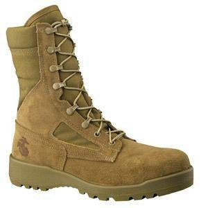 Belleville - 550 ST - Hot Weather Olive Green Safety Toe Boot USMC - 9.5W - http://authenticboots.com/belleville-550-st-hot-weather-olive-green-safety-toe-boot-usmc-9-5w/