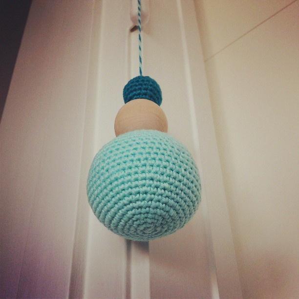 Crochet ornament