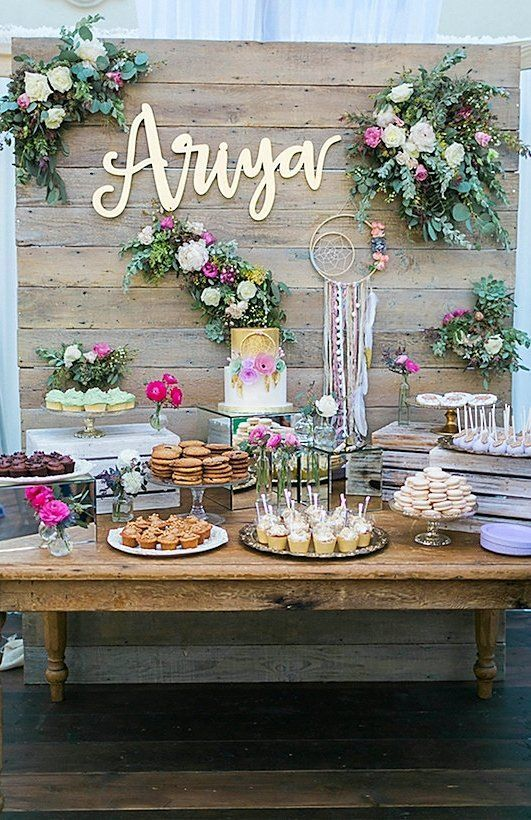 Get inspiration for your baby shower with these creative ideas for all different pretty parties. #BabyGames