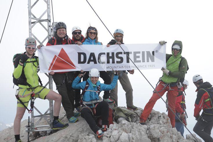 Teamevent: Dachsteinaufstieg