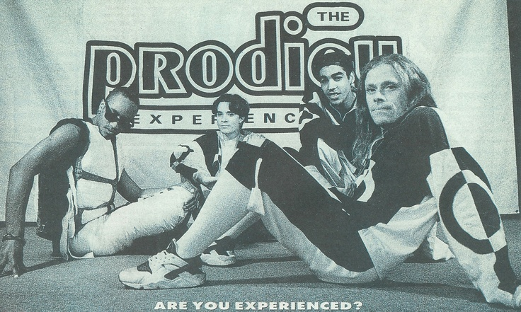 the prodigy!