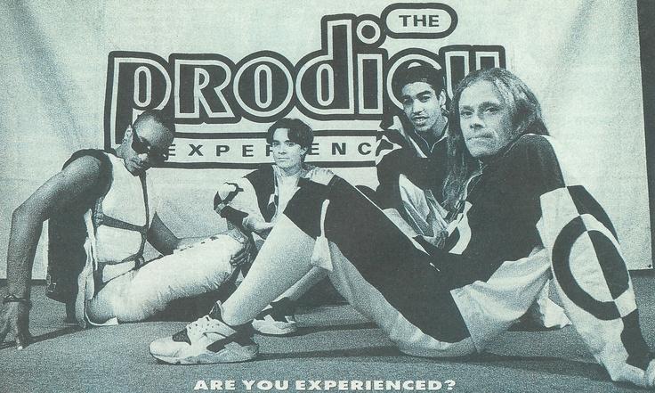 the prodigy!