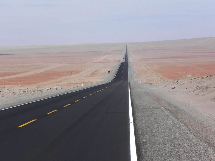Route 5 - between Arica and Iquique