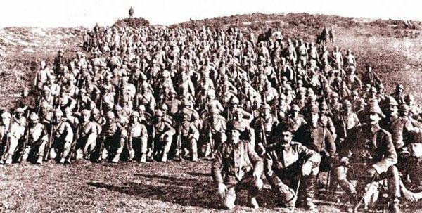 57. Alay, Çanakkale Savaşı'nın başlangıcı kabul edilen Anzak Çıkarmasını durdurmak amacıyla 25 Nisan 1915 sabahı harekete geçen Osmanlı alayıdır. 19. Fırka'ya bağlı üç alaydan (72, 77 ve 57) biri olarak Tekirdağ Yarkışla mevkiinde 1 Şubat 1915 tarihinde kurulan 57. Alay'ın alay komutanı, Hüseyin Avni ...
