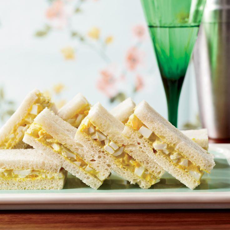 57 best superbowl sandwich recipes images on pinterest sandwich curried egg tea sandwiches egg salad sandwichestea sandwich forumfinder Image collections