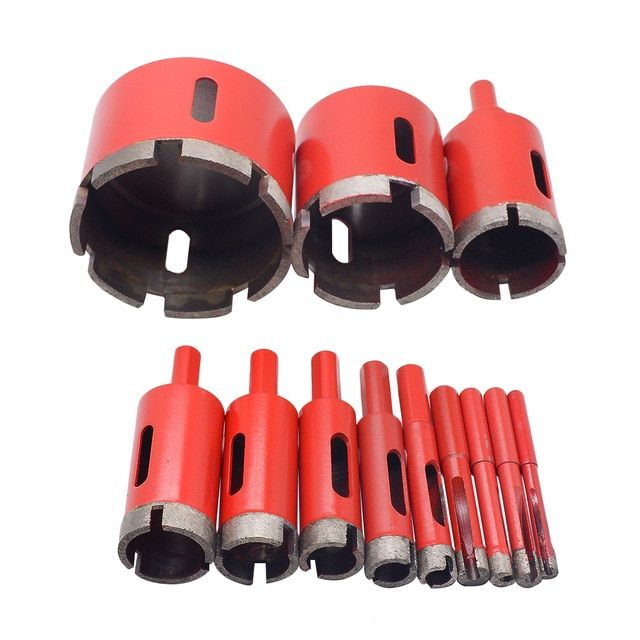 1pc 6 95mm 8mm 10mm Arble Opener Diamond Core Bit Hole Saw Drill Bit For Marble Granite Brick Tile Ceramic Concrete Drilling Review Drill Bits Brick Tiles Marble Granite